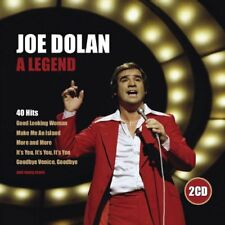 Joe Dolan - A Legend (40 Hits) | NEW & SEALED 2CD (Irish Showband Music)