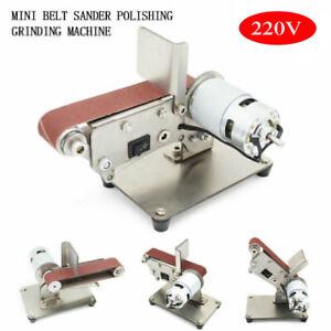 Satiniermaschine Mini-Schleifmaschine