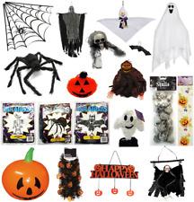 👻 Halloween Decoraciones Fantasma Calabaza Calavera Araña Reaper Oropel Inflable 👻 Bat