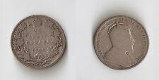 Canada 25 cents 1905 Rare!