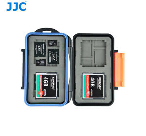 Water-resistant Hard Storage Memory Card Case for 4 CF+8 XD +8 Micro SD/TF Cards