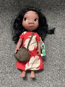 Disney Lilo Animator Doll & Scrump