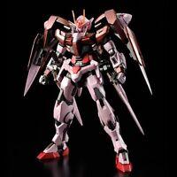 kb10 BANDAI MG 1/100 GN-0000 + GNR-010 TRANS-AM RAISER Model Kit Gundam 00