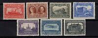P131828/ NEWFOUNDLAND / CANADIAN PROV / SG # 180 – 181 – 183 / 187 MH  CV 160 $