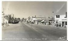 RPPC CHEVRON GAS STATION,FORD DEALER & BUSINESS DISTRICT~VERNAL,UT,UTAH