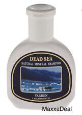 Dead Sea Natural Mineral Shampoo 300ml.