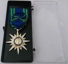 Médaille Ordre Officier du Mérite Maritime / Marine Marchande