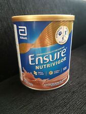 Ensure Nutrivigor Food Supplement 400G Chocolate Flavour With Protein