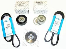FIAT COUPE 2.0 20V Turbo IE  New ALT AC PS Auxiliary V Belt Tensioner Pulley Kit