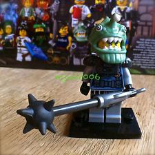 71019 LEGO NINJAGO MOVIE Minifigures Shark Army Angler #13 FACTORY-SEALED mace