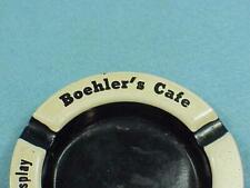 Boehlers Cafe  - ashtray