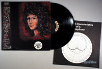 Grace Slick - Manhole (1973) Vinyl LP • PROMO • Jefferson Airplane, Startship