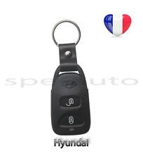 plip coque Hyundai Accent Santa Fe Tucson Elantra Sonata 2 boutons