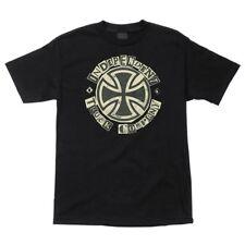 Independent Trucks Ransom Skateboard Shirt Black Medium