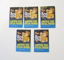 5 PACKS OF ITCH POWDER  JOKER ITCHING NOVELTY JOKE TRICK GAG GIFT PRANK