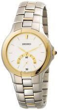 Seiko Men's SRK018 Affinity Two-Tone Stainless Steel Watch (FreeShip)