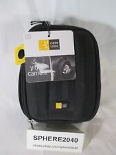 Case Logic Hard Shell Case for Medium Sized Digital Cameras & Small Camcorders