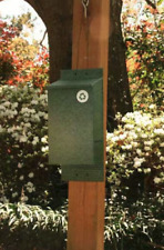Bat Houses - Bat House Green - Made in the Usa!