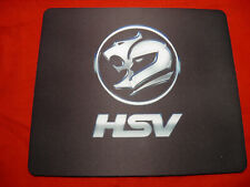1 x Personalised Neoprene Mouse Pad - HOLDEN HSV - YOUR DESIGN