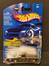 2003 HOT WHEELS w/ Atomix Vehicle #180 - WASTELANDERS 7/10 Chevy Impala : 57171