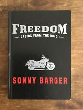 Credos From The Road Sonny Barger Hells Angels Outlaw Bikers 1%er First Edition