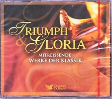 Triumph & Gloria  - Reader's Digest 4 CD Box NEU  OVP
