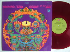 RED VINYL / THE GRATEFUL DEAD ANTHEM OF THE SUN / NM MINT- SUPERB COPY
