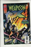 Weapon X #2 Comic Book Marvel Fine