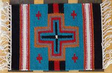 Wool Placemat 34-HIM15X20 Southwest Southwestern Geometric Design