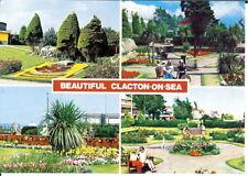Essex: Beautiful Clacton-on-Sea, Multi-view - Unposted c. 2000's