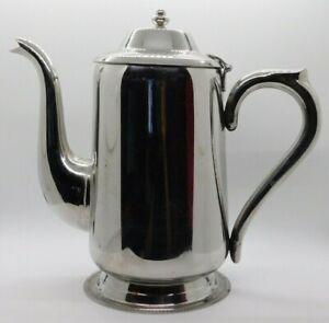 Vollrath Flip-Top Coffee Server / Teapot Stainless Steel 46364
