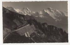 Switzerland, Bergbahn Interlaken-Schynige Platte RP Postcard, B204
