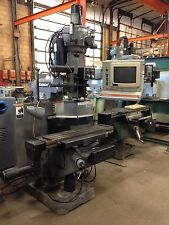 #9586: Used Bridgeport Series I CNC Vertical Milling Machine