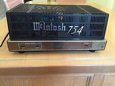 McIntosh MC754 Amplifier - Power Amp - Wondefrul Sound