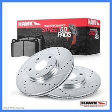 Hawk Perf HK4051.485B Disc Brake Hardware Kit for Ford