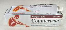 New Counterpain Analgestic Balm Hot Cream 120g SQUIBB/TASHIO