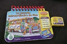 LeapFrog - Mon Premier LeapPad - LA JOURNEE DE FLOP