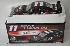 2008 DENNY HAMLIN #11 FEDEX FREIGHT 1:24/CASE FRESH/BONUS-FREE NASCAR MAGAZINE