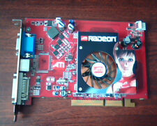 AGP card ATI Radeon X1600 Pro AGP 512M  VGA TV DVI  Video NTSC PAL