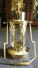 LAMPE DE PROCESSION A BOUGIE EN LAITON