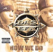 FREE US SHIP. on ANY 2 CDs! USED,MINT CD Das Efx: How We Do