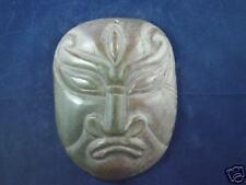Chinese Jade Human Face Mask #58