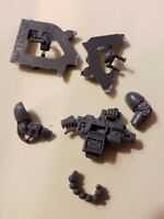 Warhammer 40k Space Marine Deathwatch Bits: Hand-Held Frag Cannon Heavy Weapon