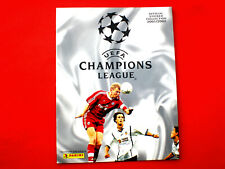 Panini Ligue des Champions 2015-2016 vide Sticker Album Hard Cover jeu complet