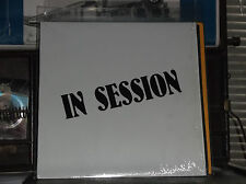 IN SESSION various LP NM private press wave garage powerpop AOR metal WALTHAM MA
