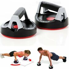 Ab Workout Machine Chest Push Up Pushup Exercise Home Gym Equipment Circle Work