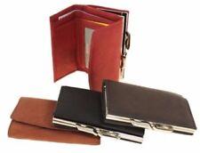 Markenlose Herren-Geldbörsen aus Leder