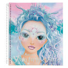 Fantasy Model Colouring Book Create Your Fantasy Face 40 Pages Ages 6+ Depesche