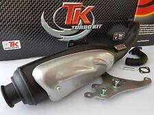 Sport Auspuff Turbo Kit TKR SYM Jet Euro X Basix  Mask RS Shark Red Devil 50 2T