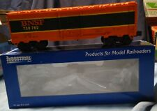 Industrial Rail  O-27 Scale 730762 BNSF  Box Car OB.
